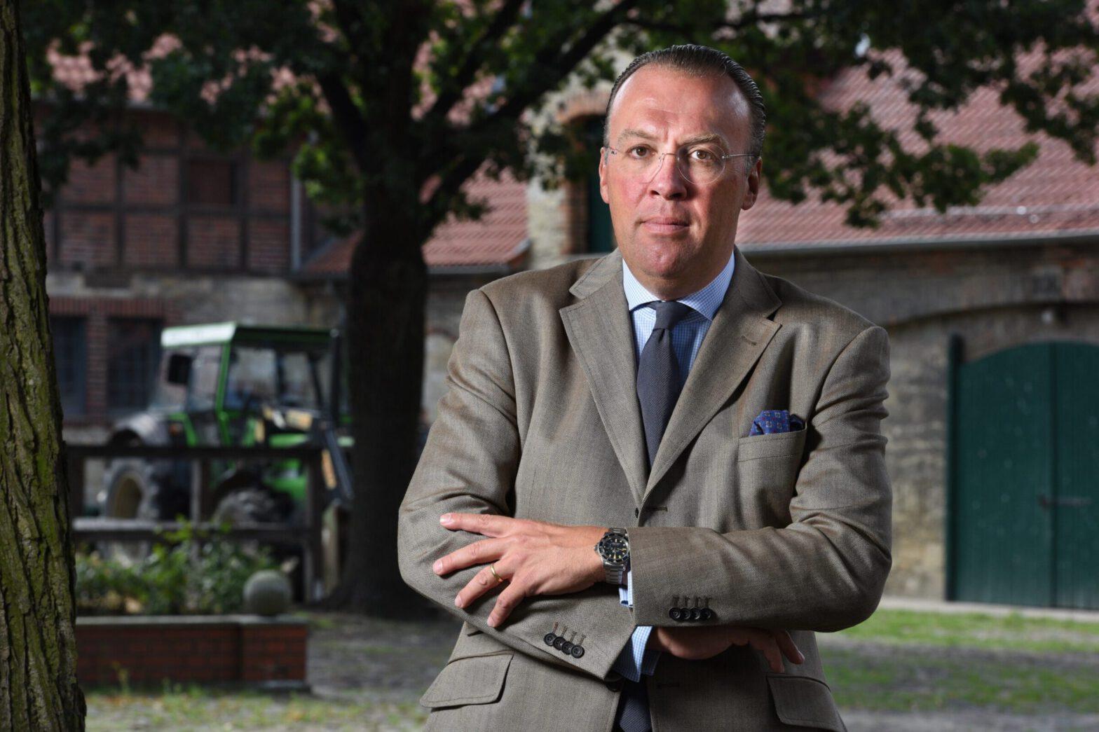 Günther Graf von der Schulenburg