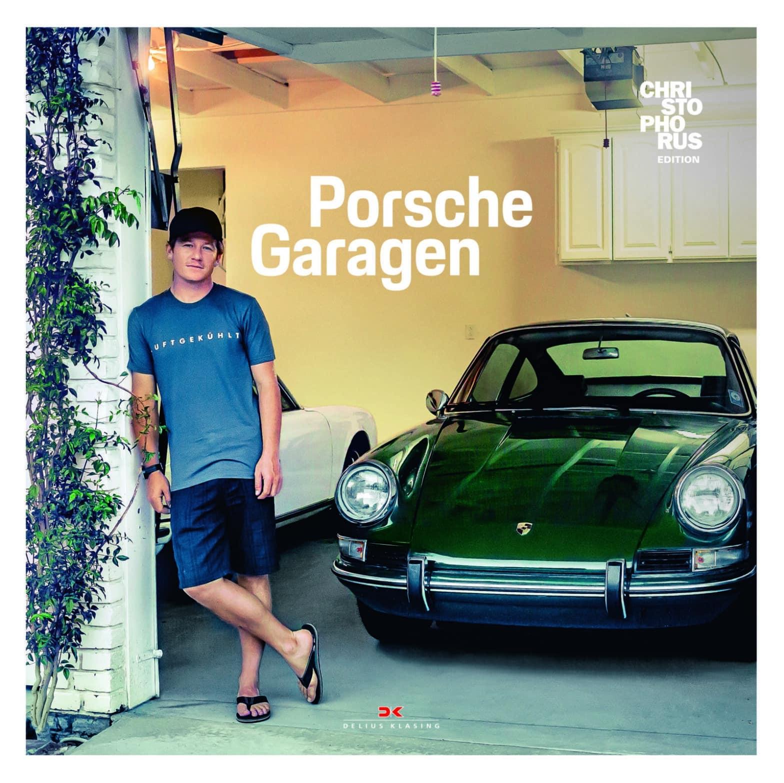 Porsche Garage Cover